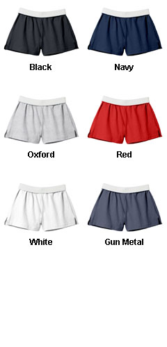 Lowrise Soffe Short - All Colors