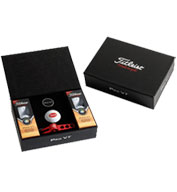 Titleist Pro V1 Presentation Box With Customizable Golf Balls
