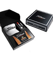 Custom Titleist Pro V1 Customizable Golf Balls Gift Box