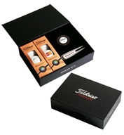 Titleist Pro V1x Presentation Box With Customizable Golf Balls