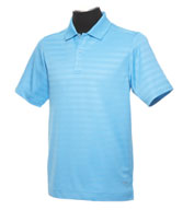 Custom Callaway Adult Textured Performance Polo Mens