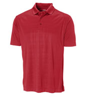 Custom Cutter & Buck Polo CB Drytec Sullivan Embossed Mens