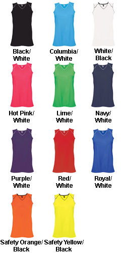 Ladies Adrenaline Performance Jersey  - All Colors
