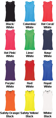 Girls Adrenaline Performance Jersey - All Colors