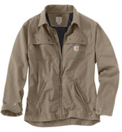 Custom Flint Jacket by Carhartt Mens