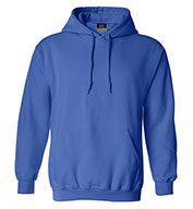 Custom Comfort Fleece Hooded Sweatshirt