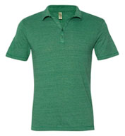 Custom Alternative Apparel Berke Urban Polo Mens