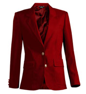 Ladies Polyester Blazer
