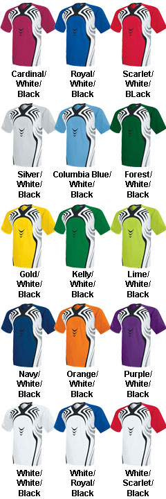 Youth Flash Performance Jersey - All Colors
