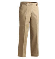 Ladies Flat Front Utility Kitchen Pants