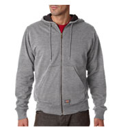 Dickies Adult Thermal-Lined Hooded Fleece Jacket
