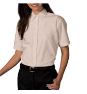 Custom Womens Cafe Short Sleeve Shirt