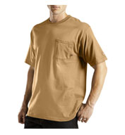 Dickies Mens Moisture Wicking Short Sleeve Pocket T-Shirt