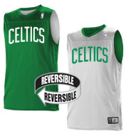 Team NBA Boston Celtics Adult Reversible Jersey
