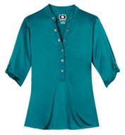 OGIO Ladies Crush Henley