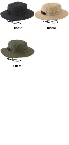 Adjustable Fit Nylon Guide Hat - All Colors