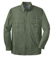 Eddie Bauer® Long Sleeve Fishing Shirt