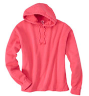 Custom Authentic Pigment Fleece Boxy Pullover