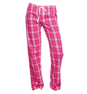 Juniors Flannel Plaid Pant by District