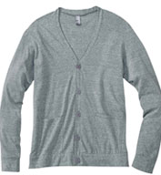 Bella Canvas Unisex Triblend Cardigan
