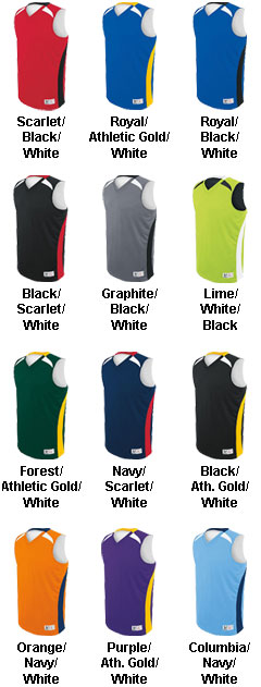 Youth Campus Reversible Game Jersey - All Colors