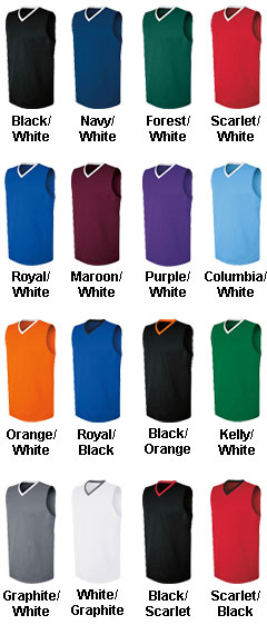 Adult Transition Game Jersey - All Colors