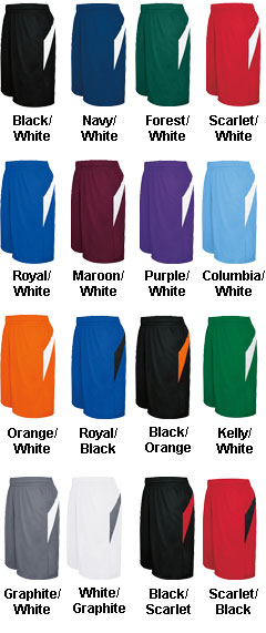 Youth Transition Game Short - All Colors