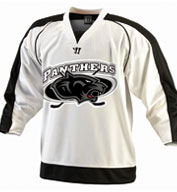 Custom Adult Warrior Razer Hockey Jersey Mens