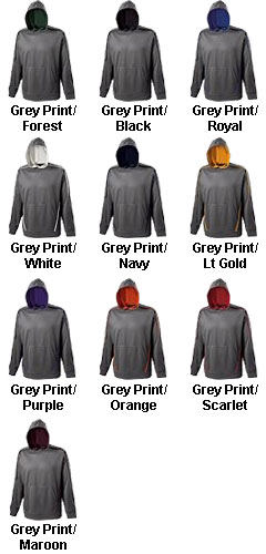 Holloway Adult Boom Hoodie  - All Colors