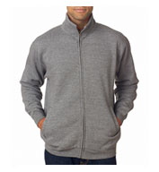 Custom Weatherproof Adult Cross Weave® Warm-Up Blend Sweatshirt Mens