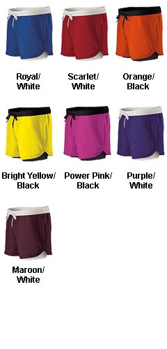 Holloway Ladies Propel Short - All Colors