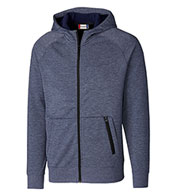 Custom Mens Fleece Full Zip Hoodie Mens