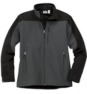 Storm Creek Mens Waterproof/Breathable Soft Shell Jacket