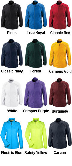 Ladies CORE365� Unlined Lightweight Jacket - All Colors