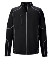 Mens North End Fleece Jacket