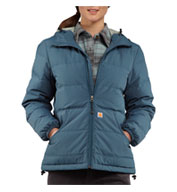 Custom Carhartt Womens Portland Down Jacket