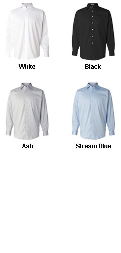 Calvin Klein Cotton Stretch Shirt - All Colors