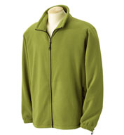 Custom Mens Fleece Full-Zip Jacket Mens