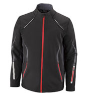Custom North End Mens Pursuit Soft Shell Jacket