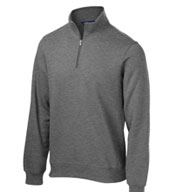 Custom Mens Sport-Tek® 1/4 Zip Sweatshirt