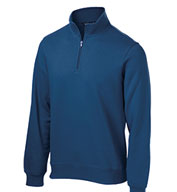 Custom Mens Tall Sport-Tek® 1/4 Zip Sweatshirt