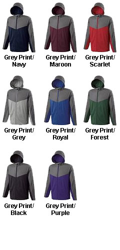 Holloway Adult Crossover Jacket - All Colors