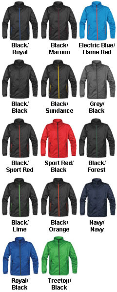 Mens Axis Shell Jacket - All Colors