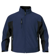 Mens Crew Bonded Shell Jacket