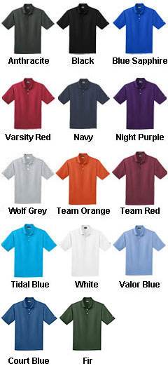 Nike Golf Tall Dri-FIT Micro Pique Polo - All Colors