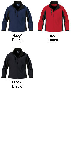 Womens Crew Bonded Shell Jacket - All Colors