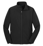 Custom Mens Tall Core Soft Shell Jacket Mens