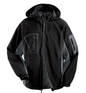 Custom Mens Tall Waterproof Soft Shell Jacket
