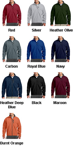 Mens Matrix Soft-Shell Bonded Jacket - All Colors