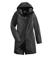 Custom Ladies Studio Soft-Shell Coat